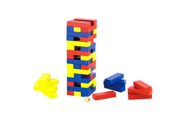 Игра «Башня», 48 дет.