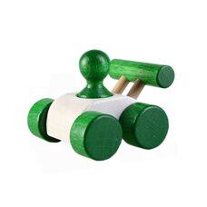 Каталка «Гоночная машина» (зелёная)