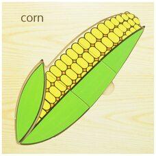Пазл «Corn» 4 дет.
