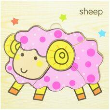 Пазл «Sheep» 5 дет.
