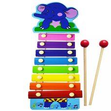 Ксилофон «Слоненок», 8 тонов