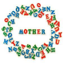 Набор магнитов «Английский алфавит», 72 буквы.
