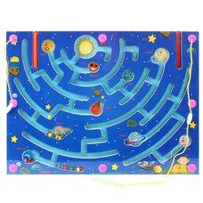 Магнитный лабиринт «Путешествии в космосе»