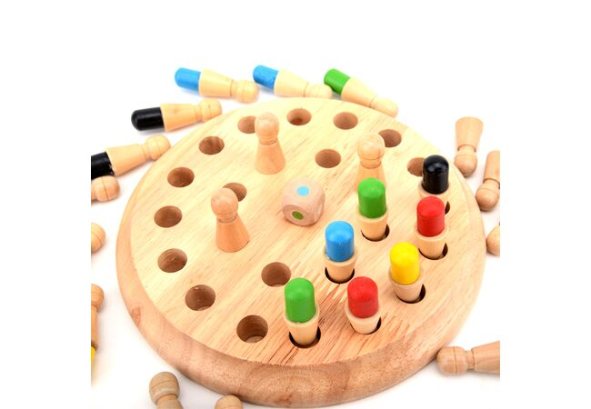 Игра «Memory chess». Развитие памяти.