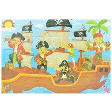Пазлы «Пираты», 30 дет.