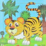 Пазл «Тигр», 20 дет.