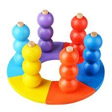 Пирамидка-шарики «Магический круг»