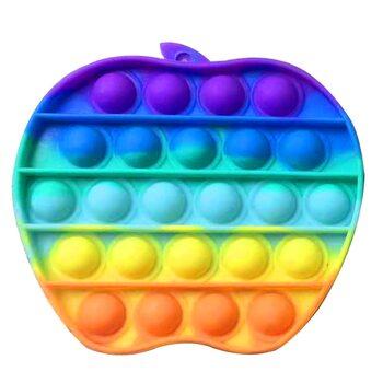 Pop it «Радужное яблоко»