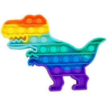 Pop it «Радужный Динозавр»