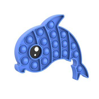Pop it «Дельфин синий»