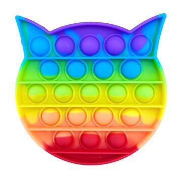 Pop it «Радужный кот»