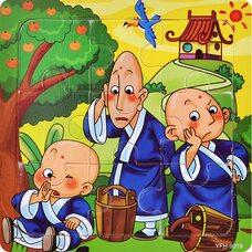 Пазл «Три брата», 9 дет.