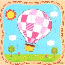 Пазл «Воздушный шар», 16 дет.