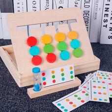 Развивающая игра «4 цвета»