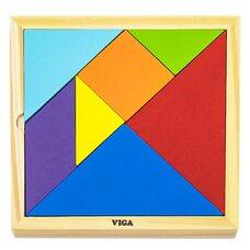 Головоломка «Танграм» ТМ «Viga Toys»