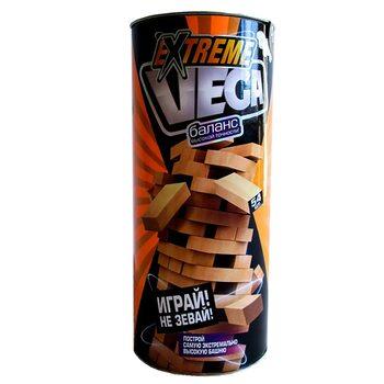 Настольная игра  «Vega Extreme» в тубе, 54 дет.