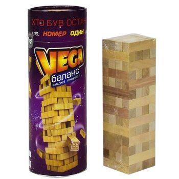 Настольная игра «Vega-баланс» в тубе, 56 дет.