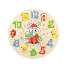 Часы «Зайчонок»