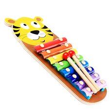 Ксилофон «Тигр», 8 тонов