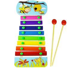 Ксилофон «Пчелка», 8 тонов