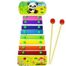 Ксилофон «Панда», 8 тонов