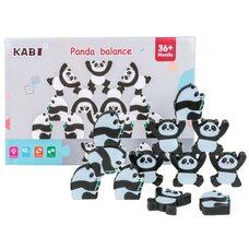 Акробаты Панды