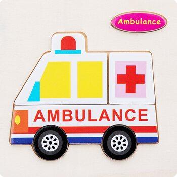 Ambulance, 5 дет.