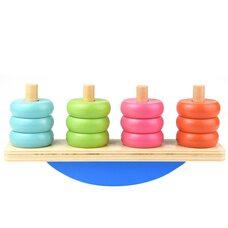 Игра балансир «Колечки»