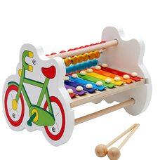 Счеты-ксилофон «Велосипед»