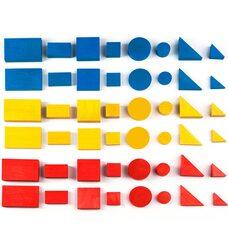 Логические блоки «Дьенеша» от ТМ «Komarovtoys»