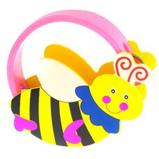 Музыкальный бубен «Пчелка»