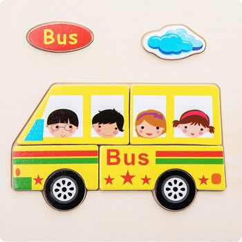 Bus, 6 дет.