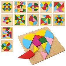 Серия деревянных головоломок «Умняшки»