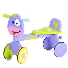 Четырехколесный скутер «Коровка»