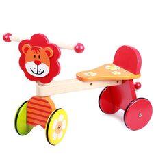 Четырехколесный скутер «Львенок»
