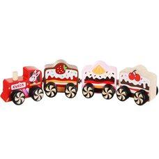 Деревянный паровоз «Cakes»