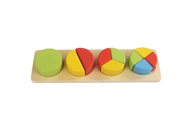 Рамка-вкладыш «Геометрия.Круг»