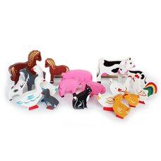 Фигурки домашних животных от «ТМ HEGA»