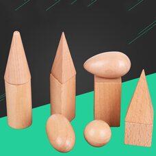 Геометрические тела (объемные)