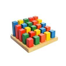 Геометрические блоки «Квадрат»