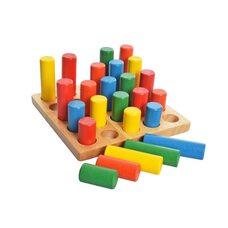 Геометрические блоки «Цилиндры»