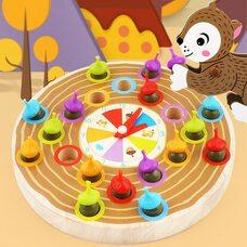 Игра «Собери орешки»