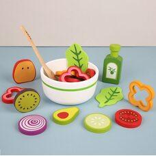 Игровой набор «Фруктово-овощной салат»