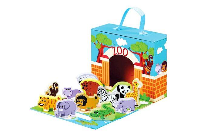 Игровой набор «Зоопарк»