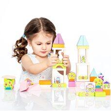 Конструктор «Волшебный замок для принцессы», 55 дет.