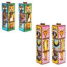 Кубики на палочке «Животные», 3 шт.