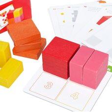 Набор кубиков «Части и целое»