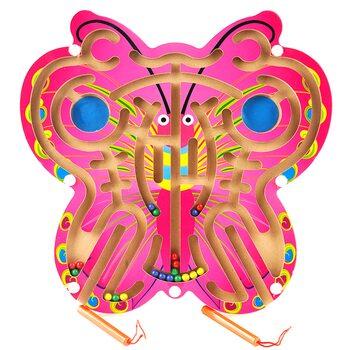 Магнитный лабиринт «Бабочка»
