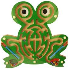 Магнитный лабиринт «Лягушка»