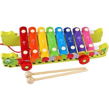 Ксилофон на колесиках «Сороконожка»